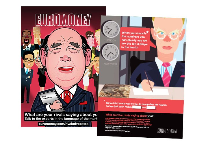 Euromoney Adverts
