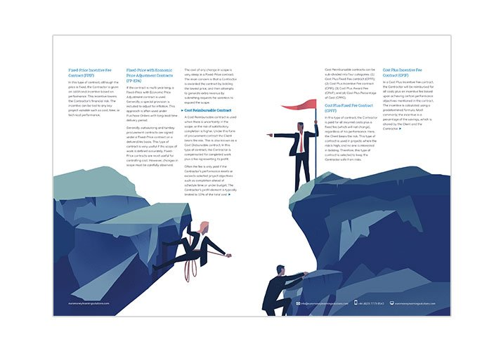 Euromoney Report Brochure Spread