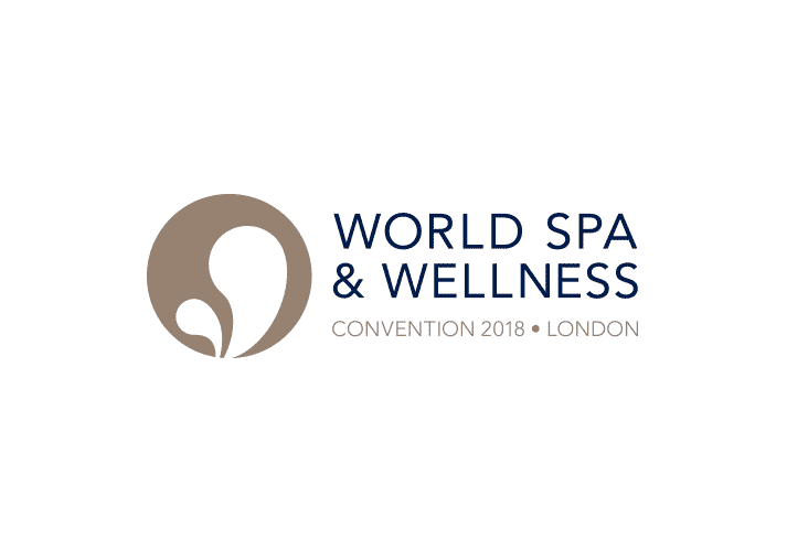 World Spa & Wellness Convention Logo Design