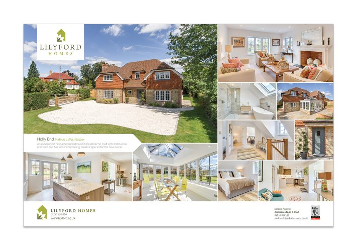 Lilyford Homes Advertising