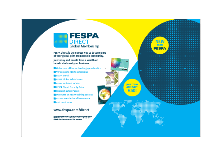 FESPA Direct Stand